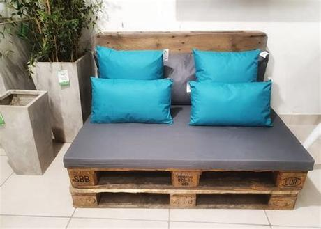 They come in all colors and patterns that. Outdoor Pellet Cushion (Bottom part) - Hometrends Home ...