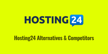 hosting24 alternatives and competitors