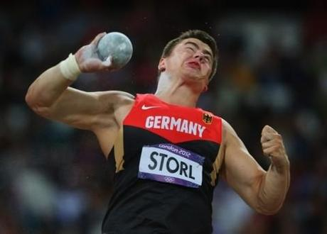Top five stupid faces from the London 2012 Olympic Games
