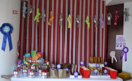 Party Time: A County Fair Birthday