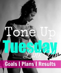Tone Up Tuesday #2