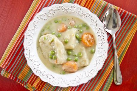 chickenless dumplings