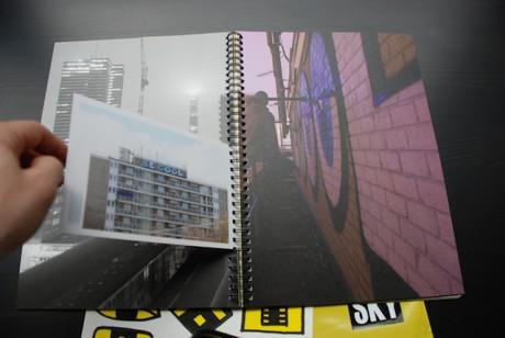 ATG Eye In The Sky limited edition book and prints for sale at Stolen Space
