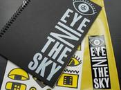 """Eye Sky"" Limited Edition Book Prints Sale Stolen Space"
