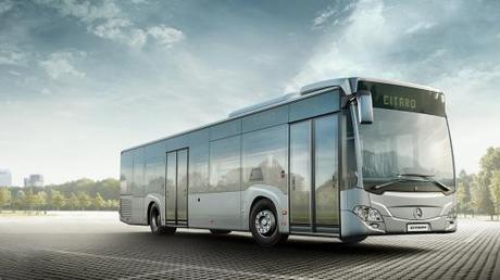 Daimler Bus Will Deliver 150 Buses to DB Fleet Management, Germany