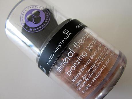 Review: Face of Australia Mineral Therapy Bronzing Pearls