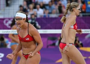 May-Treanor and Walsh-Jennings Have Yet Another Shot at Gold: Their Opponent, Another U.S. Team