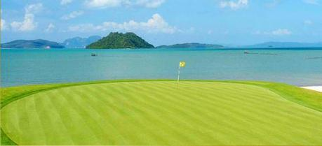 A Different Taste of the Game in a Phuket Golf Club
