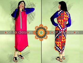 HK-Dot to Design Eid Collection for ladies 2012