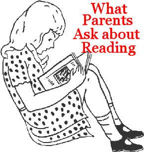What Parents Ask about Reading {Guest Post}
