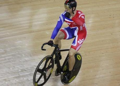 Cyclist Sir Chris Hoy: Greatest British Olympian of all time