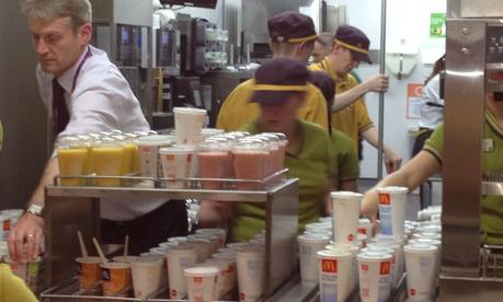 London 2012 McDonalds