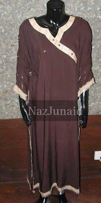 NazJunaid Eid Collection 2012 for ladies