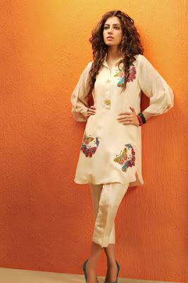 Latest Eid Collection 2012 by Shirin Hassan