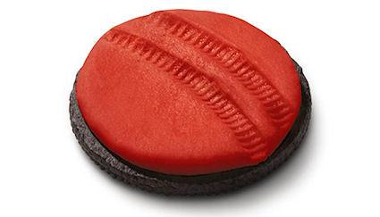 Oreo Goes Red As A Tribute To NASA's Mars Landing