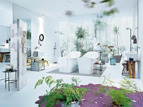 Axor Urquiola Bathroom with feminine point of view 6