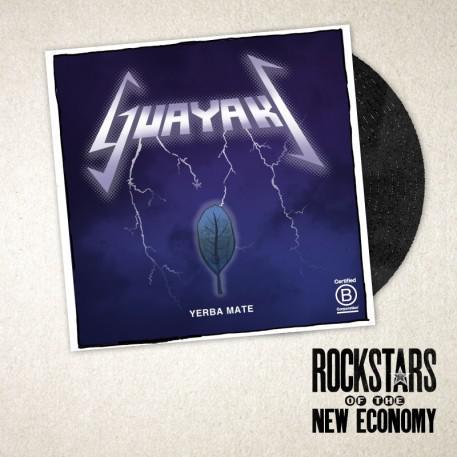 Rockstars of the New Economy: Guayaki Sustainable Rainforest Products