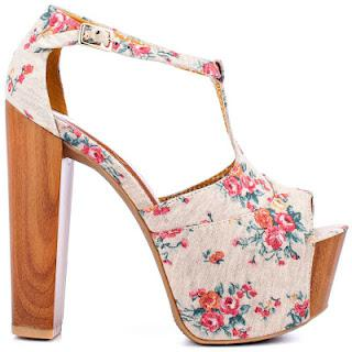 Shoe of the Day | Jessica Simpson Dany Platform T-Strap Sandals