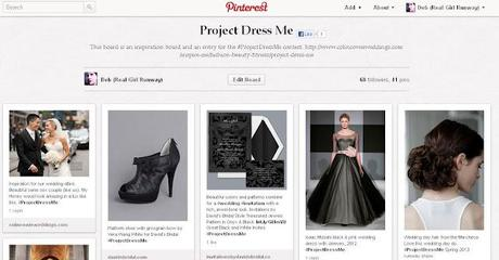 Have you Voted? - Project Dress Me Finalist