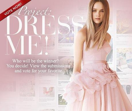 Project Dress Me Finalist!