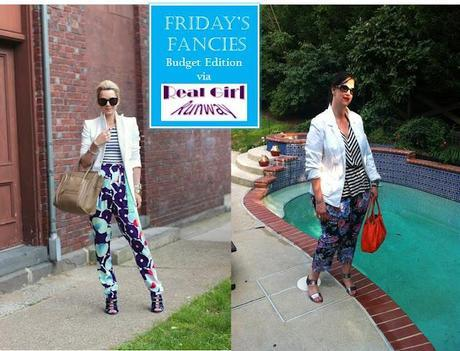 Frugal Fashion Friday - Outfit Crush for Friday's Fancies