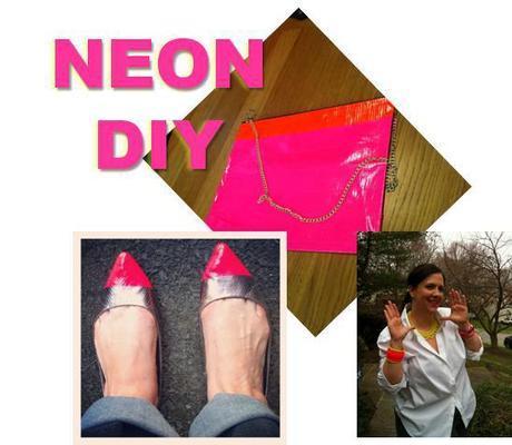 DIY - Neon Recap