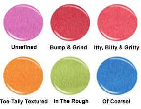 Upcoming Collections: Nail Polish: Nail Polish Collections: China Glaze: China Glaze New Texture For Summer 2013 Collection