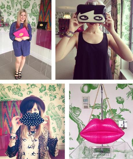 Diary of a Lulu Guinness intern