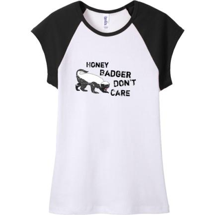 Honey Badger, t-shirt