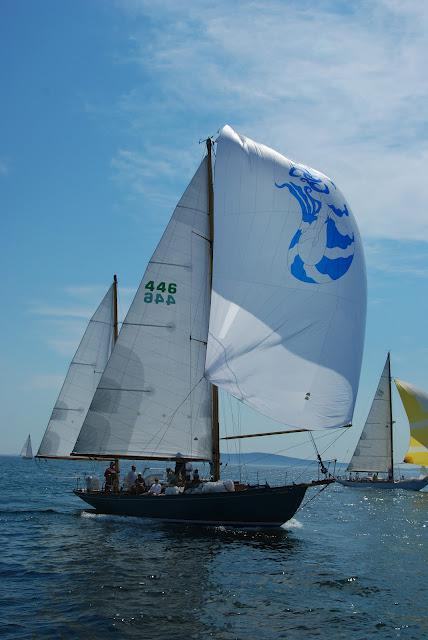 Wilder Pictures + Happenings: The Eggemoggin Reach Regatta 2012, Part 2 (or) Sailing and Parties and Sailing and Parties