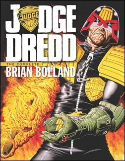 Judge Dredd: The Complete Brian Bolland HC