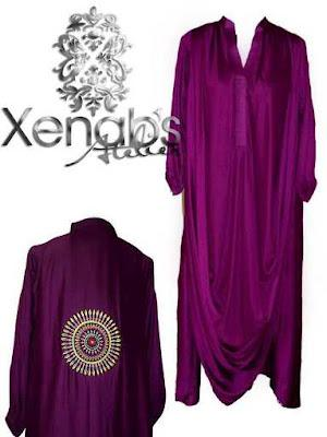 Xenab's Atelier Summer Dresses  for ladies 2012