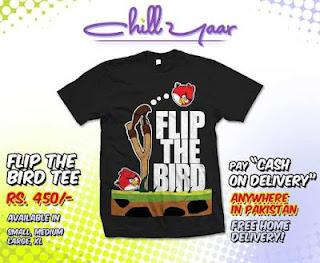 Complete Tees Eid Collection 2012 By Chill Yaar