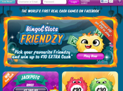 Bingo Friendzy Facebook's First Real Cash Gambling