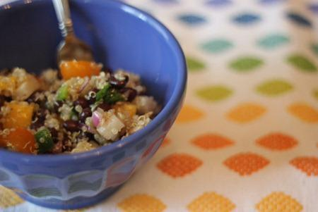 Quinoa and Black Bean Salad 2