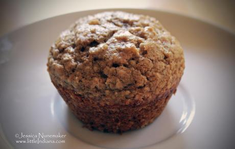 Best Muffin Recipes: Wheat Germ Oat Muffins