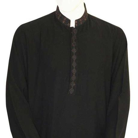 Junaid Jamshed Eid Kurta Collection 2012 for Men with Picturesque and Comme il Faut Designs