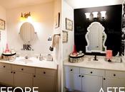 Land Lowes. Guest Bathroom Makeover