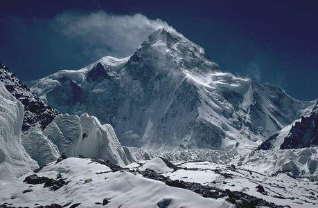 Pakistan 2012: Trapped In A Storm On K2