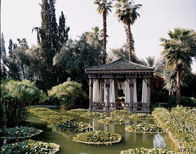 Marella Agnelli's Magical Marrakech Estate!