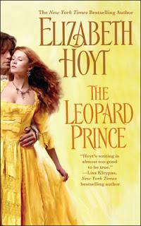 Speed Date: The Leopard Prince by Elizabeth Hoyt