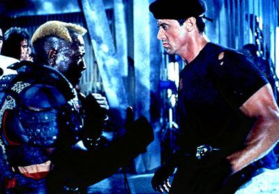 Movie of the Day – Demolition Man