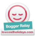 Travel #BloggerRelay Competition with lowcostholidays.com