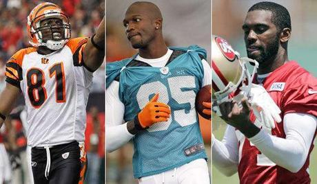 Terrell Owens, Randy Moss or Chad Johnson: Which Veteran Receiver Will Have the Best 2012?