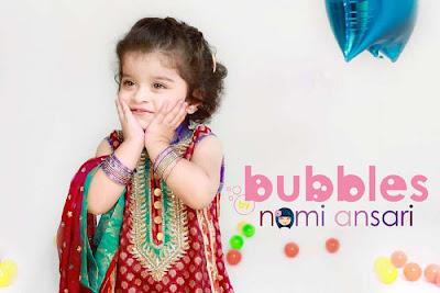 Bubbles Ready to Wear Children's Dresses By Nomi Ansari