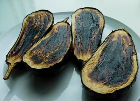 The best way to prepare Aubergines is to grill them