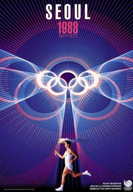 Olympic Posters Over The Years 1896 2012 Paperblog