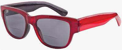 ICU Eyewear Olympic Style - Red, White & Cool Blue