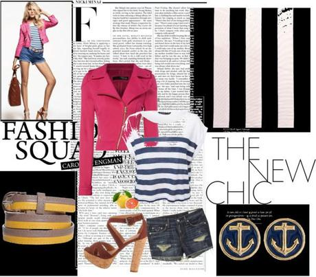 get the look - nautical