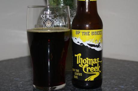 Beer Review – Thomas Creek Up the Creek Extreme IPA